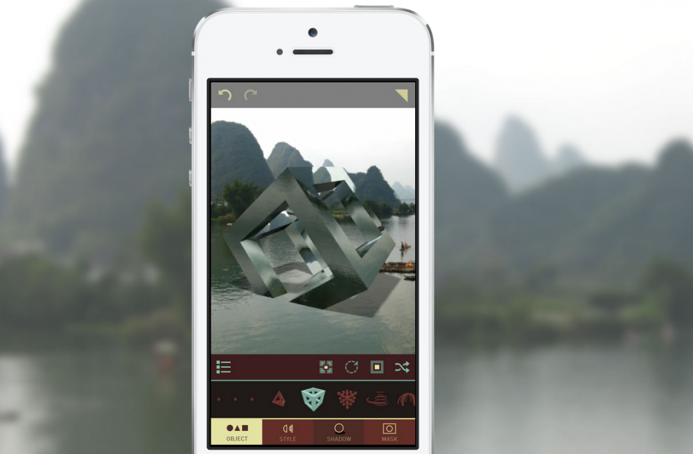 Matter — самый необычный фоторедактор, который вы когда-либо видели (iOS)