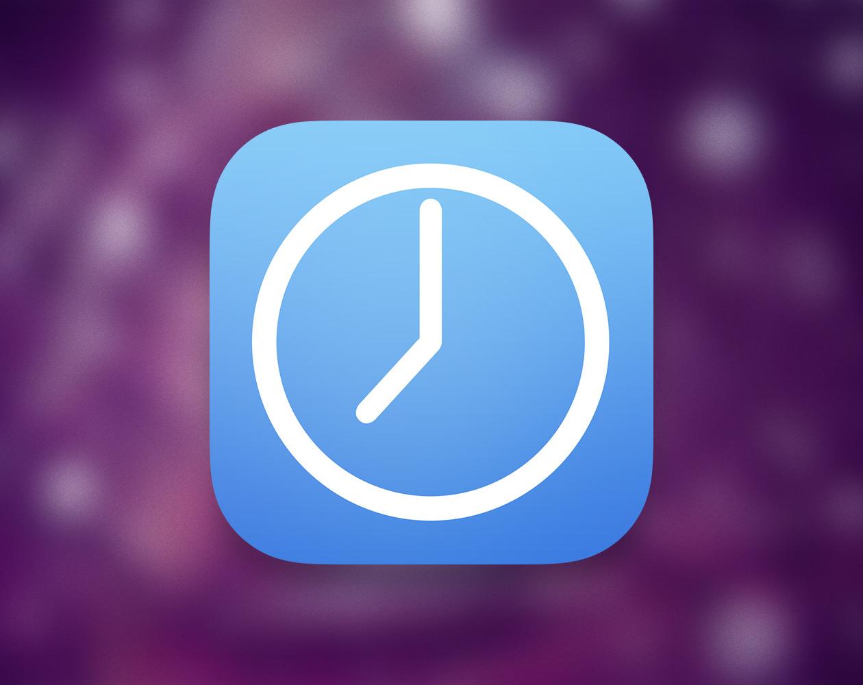Hours для iPhone: удобный менеджер затрат рабочего времени