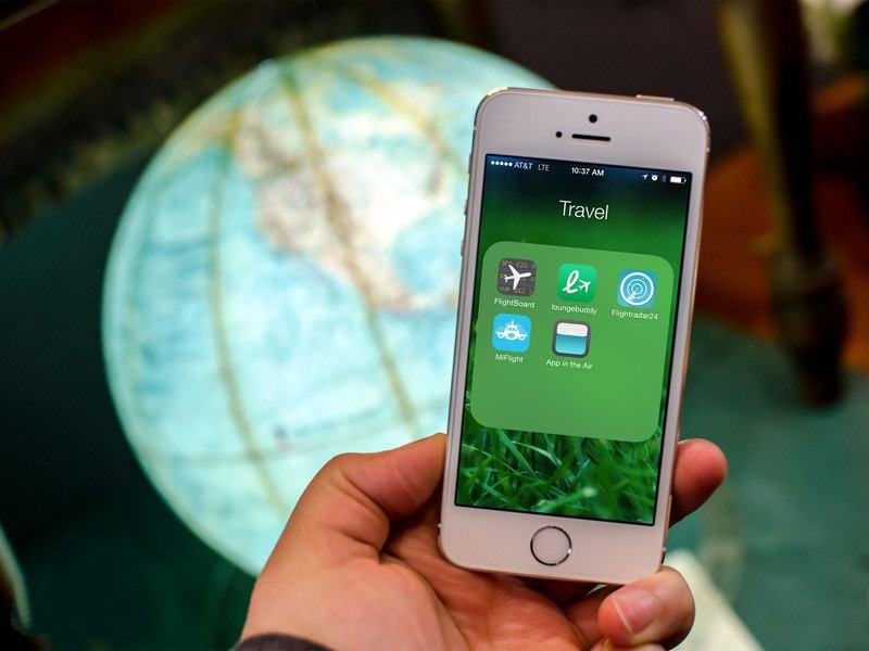 5 лучших iOS-приложений для отслеживания самолетов