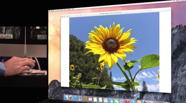 Photos для OS X не получит продвинутых функций для редактирования снимков