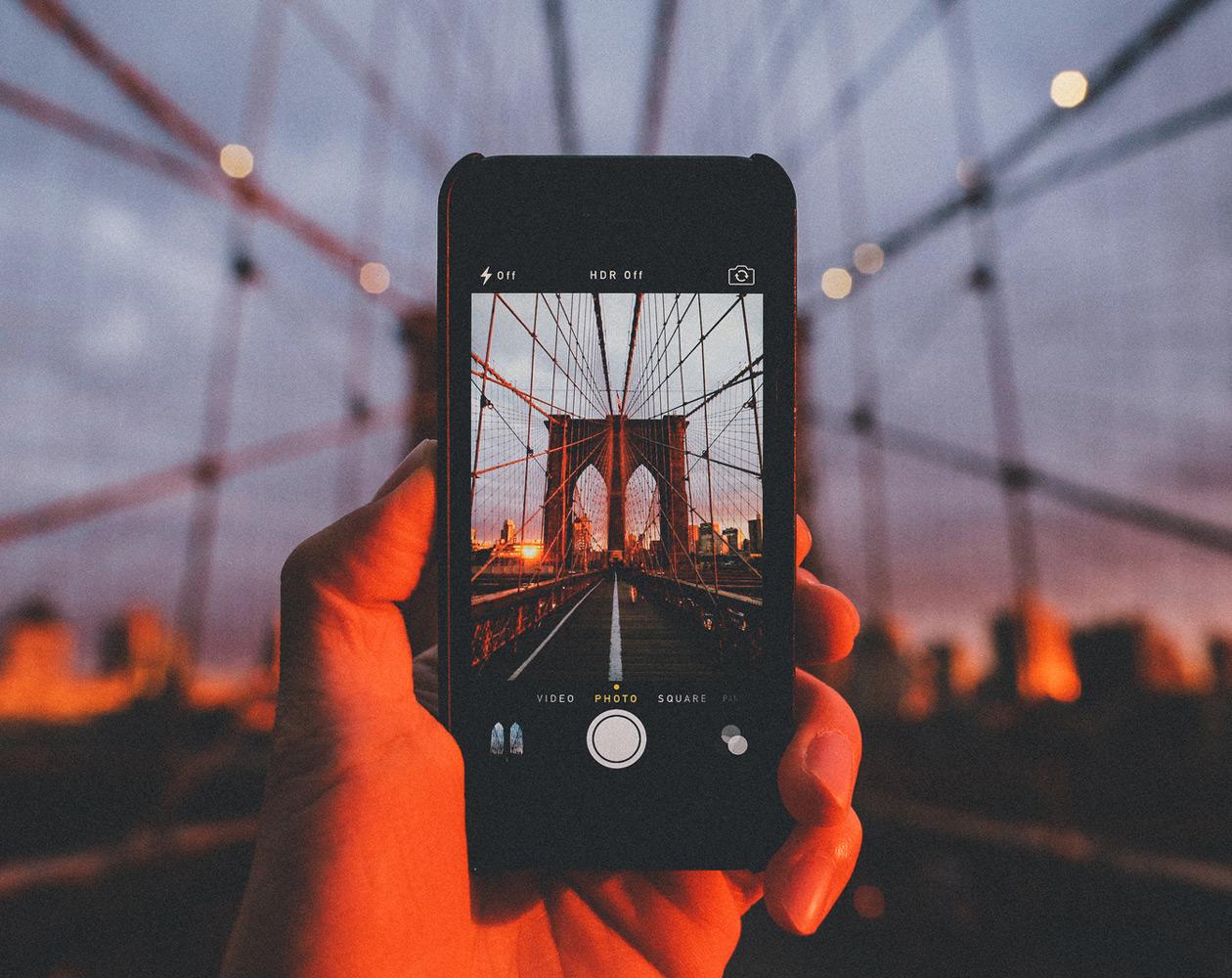 Фотогалерея: мир через «видоискатель» iPhone