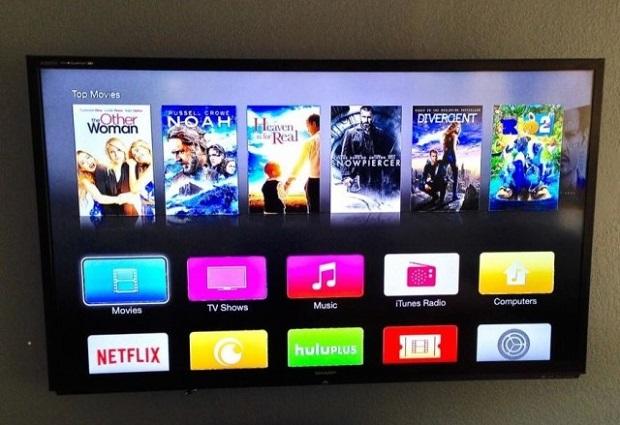 Дизайн операционки Apple TV наконец-то стал «плоским»