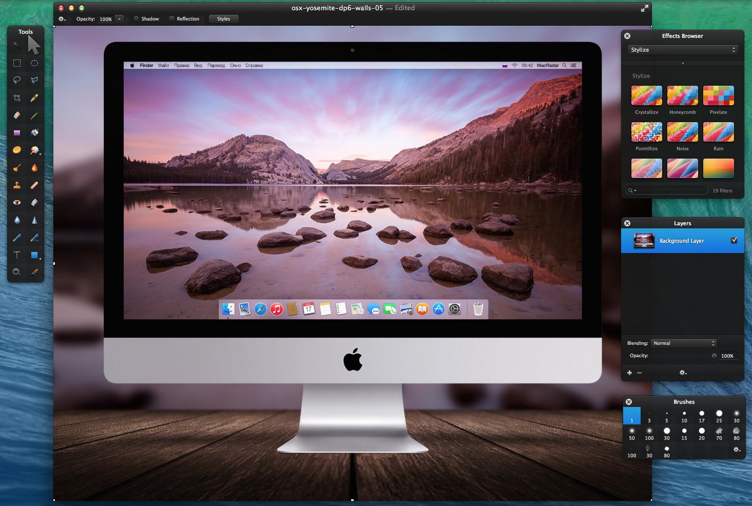 7 лучших Mac-приложений для редактирования фото