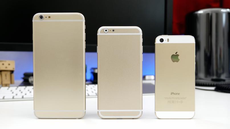 Разрешение экрана iPhone 6 составит 1472 × 828 пикселей