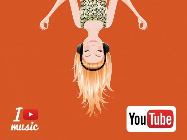 Как слушать музыку и искать новые треки на YouTube