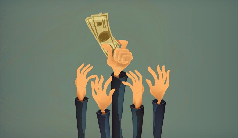 Как платится зарплата продавцу
