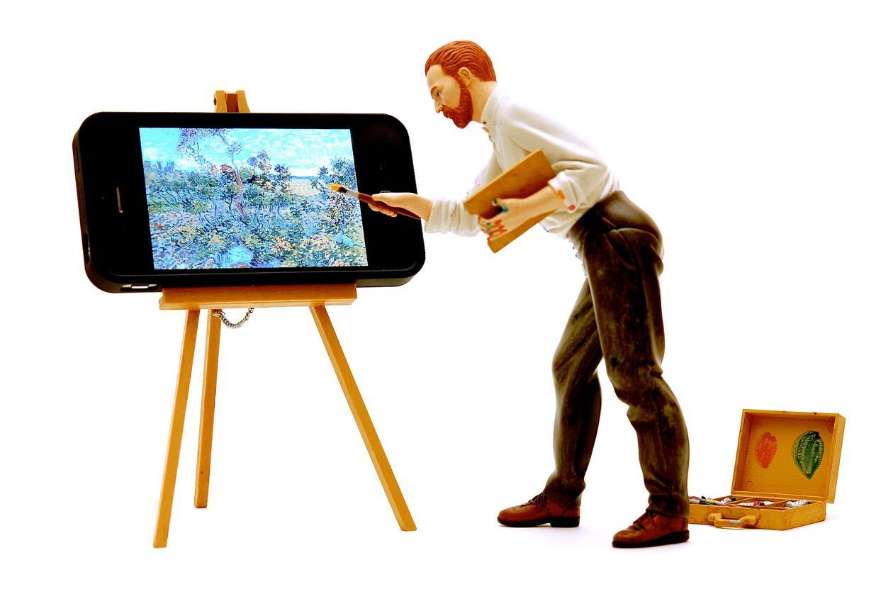 9 лучших iPhone-приложений для дизайнеров