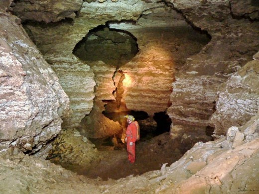 Пещера Емил Раковица в Молдове