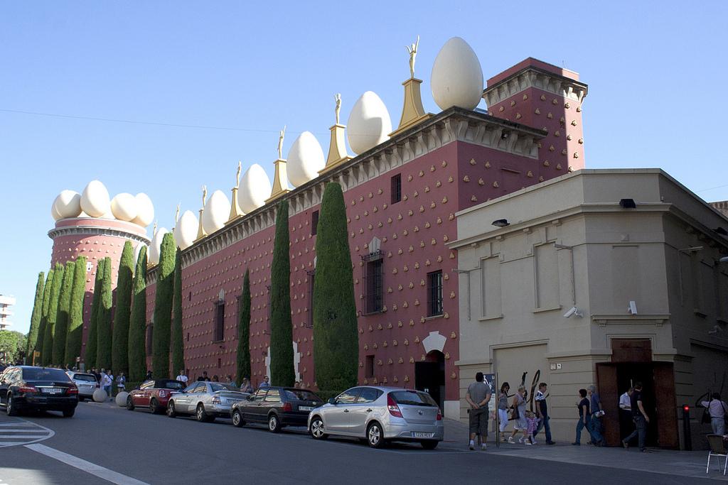 Театр-музей Дали