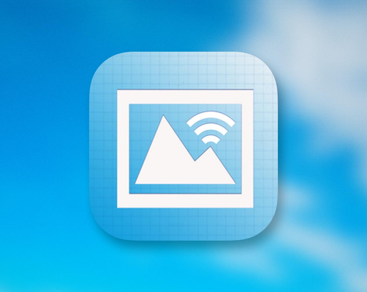 AirPhoto Viewer: Просматриваем свои фотографии с Mac на iPad