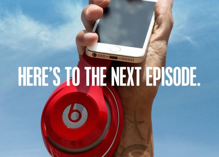 Apple и Beats выпустили совместную рекламу