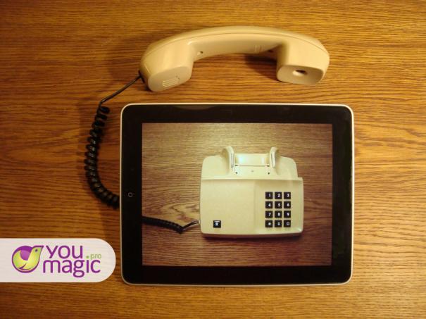 Виртуальная АТС YouMagic.Pro: дешёвая связь с любых устройств