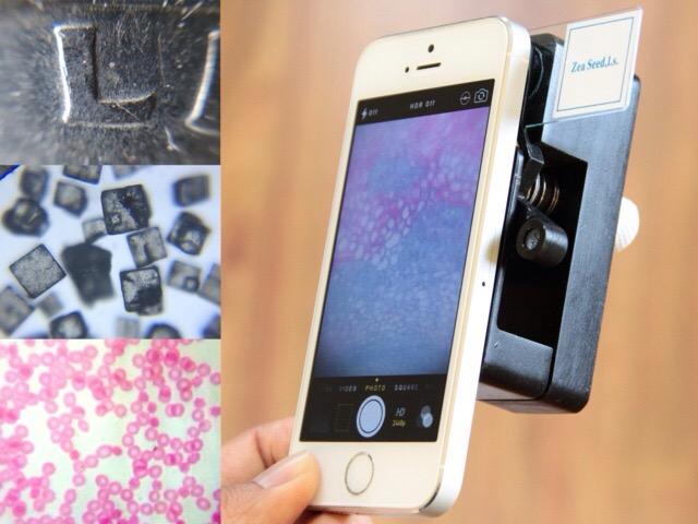 Как превратить камеру iPhone в микроскоп