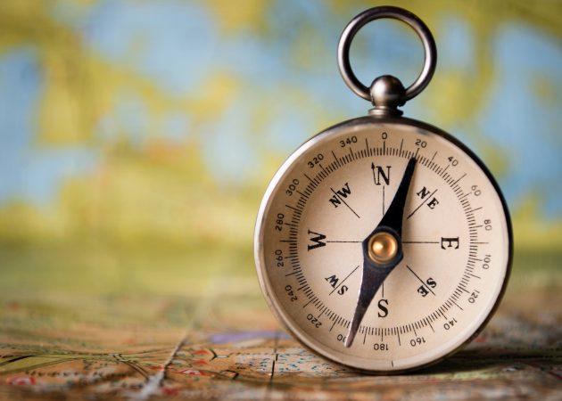 ВИДЕО: Как сделать компас своими руками