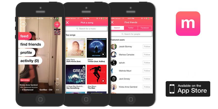 Mindie — новый способ делиться видео и музыкой