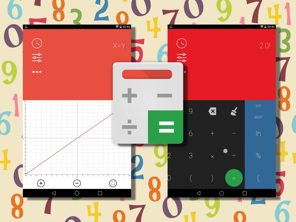 Numix — калькулятор для ценителей красивых Android-приложений