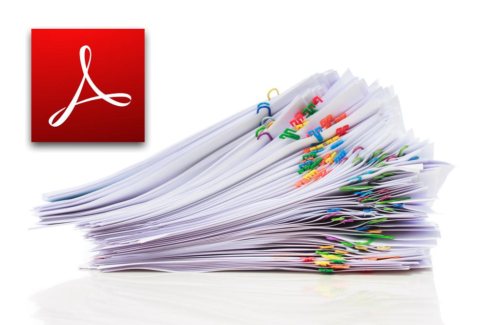 Подборка быстрых решений по работе с документами PDF на все случаи жизни