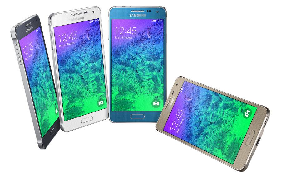 Samsung скопировала дизайн еще не вышедшего iPhone 6