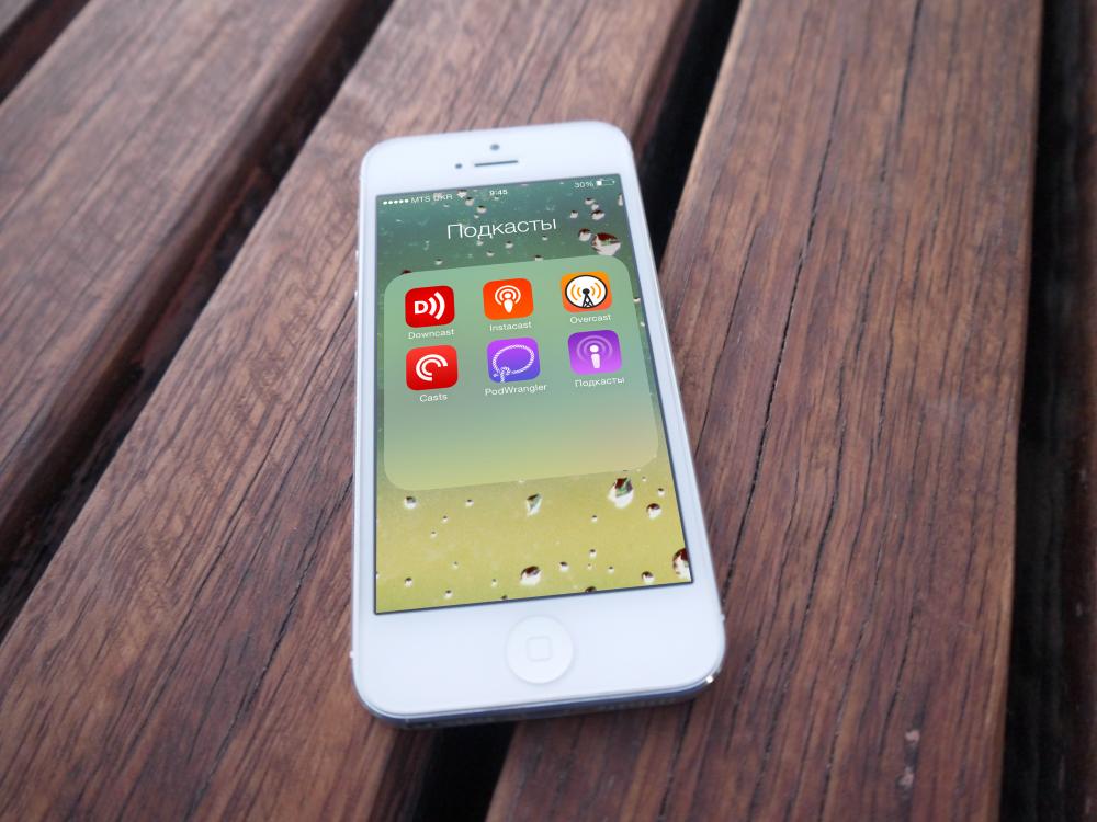 Выбираем лучшее приложение для подкастов на iOS