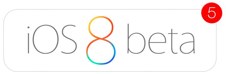Все изменения iOS 8 beta 5 и OS X Yosemite DP 5