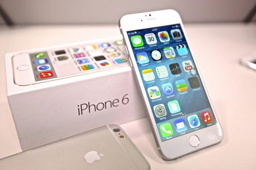 iPhone 6 получит модуль на 128 ГБ встроенной памяти и лишится 32 ГБ версии