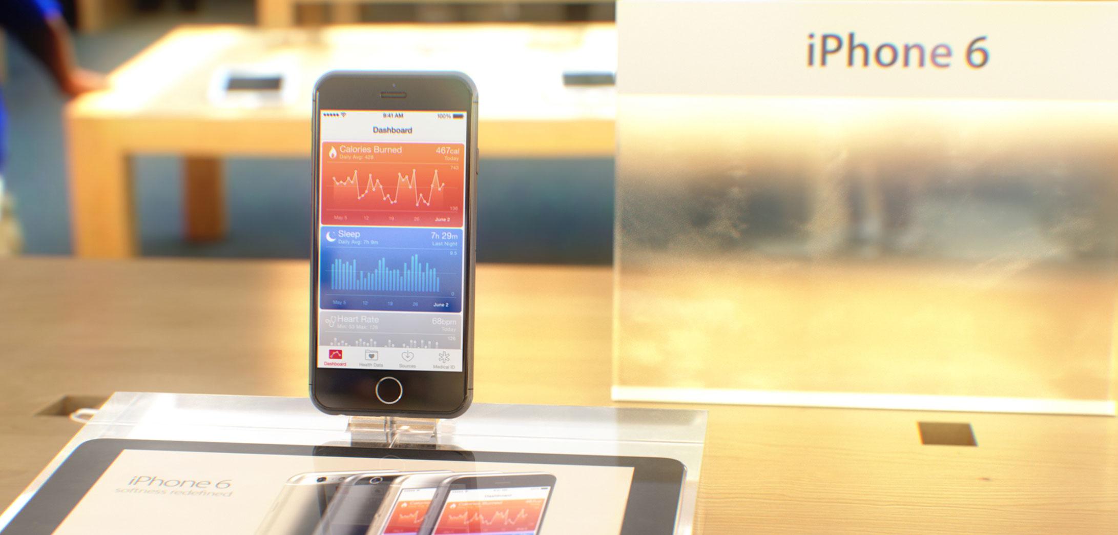 iPhone 6 получит чип NFC, процессор A8 и 1 ГБ оперативной памяти