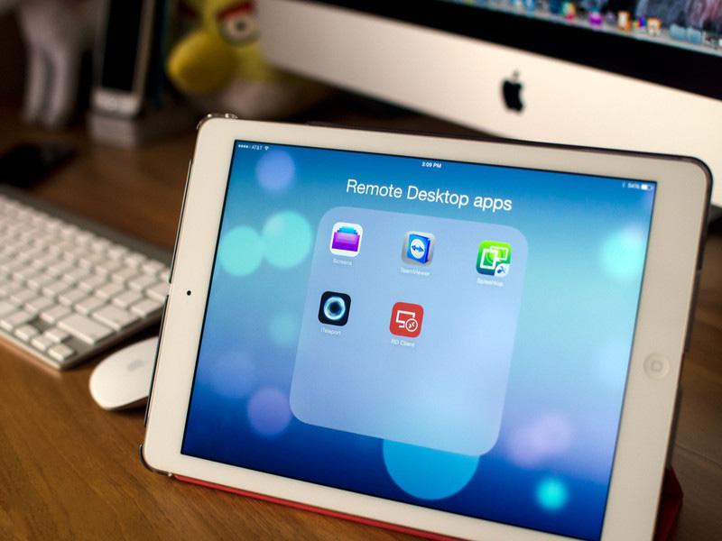 5 лучших приложений для удаленного доступа к компьютеру с iPad