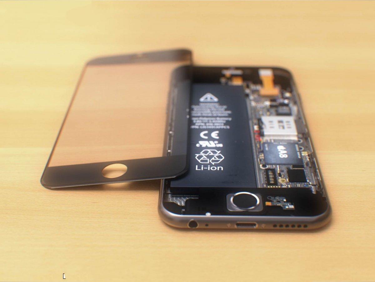 iPhone 6 получит на 46% более емкий аккумулятор