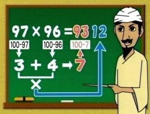 11 простых математических приёмов, которые пригодятся в жизни