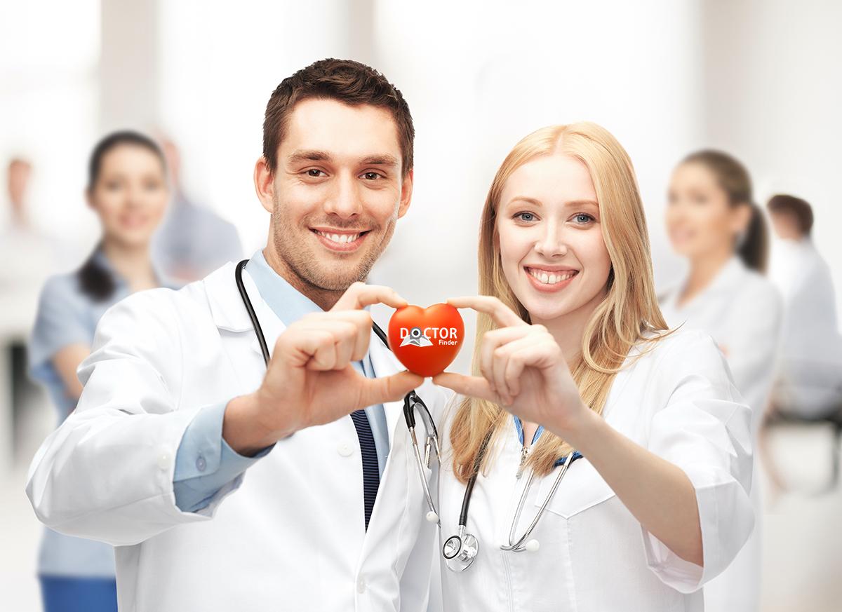 DoctorFinder поможет вам найти любого врача в Москве за 5 минут