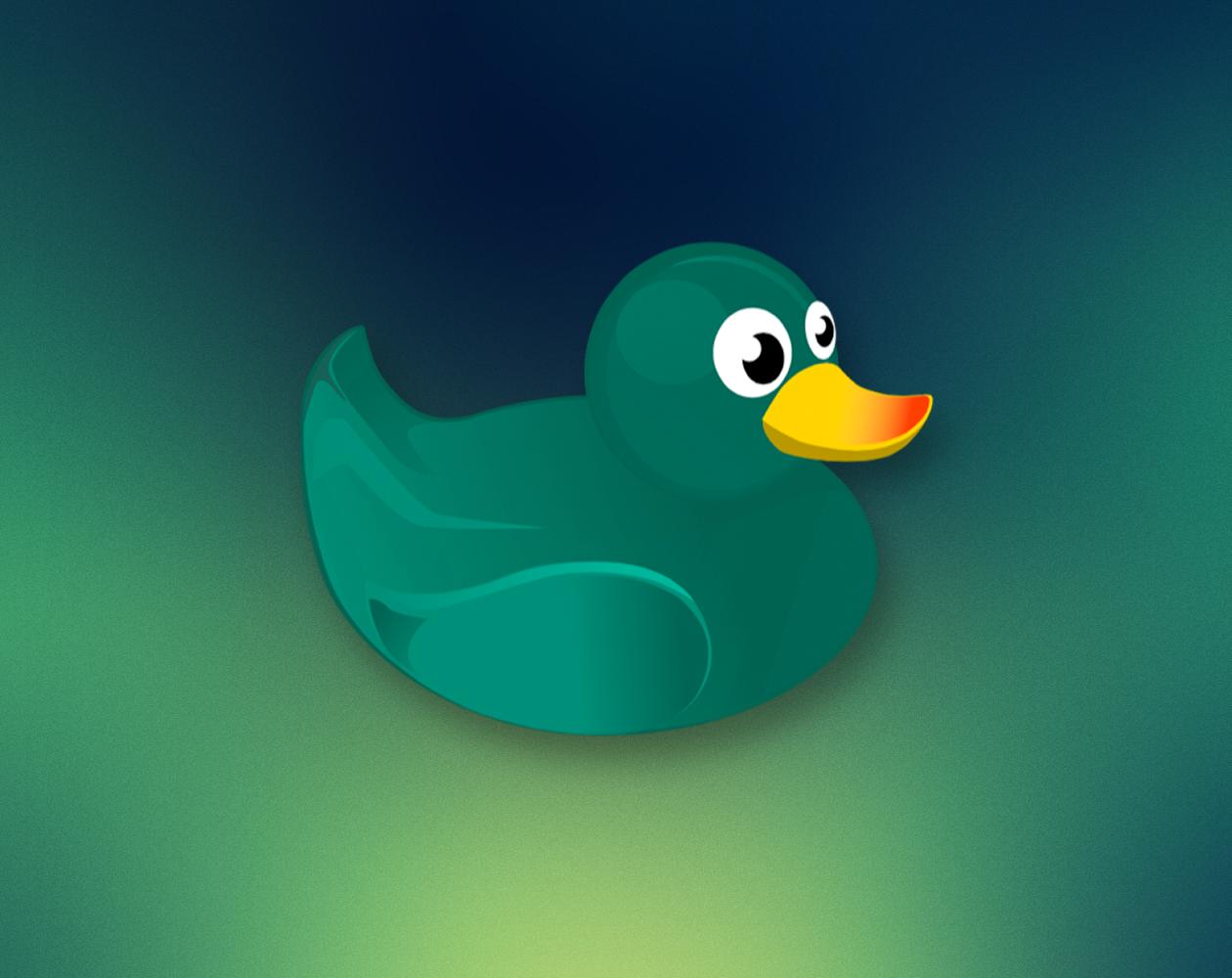 StatusDuck для OS X объединяет док и системную строку воедино