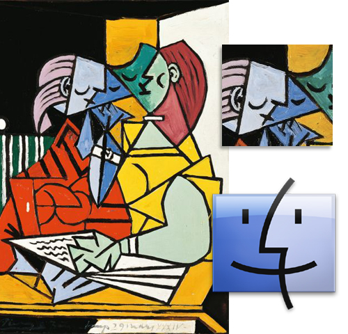 picasso-mac-finder-inspsiration