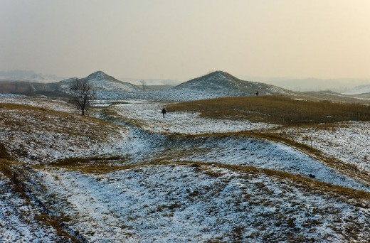 Сто холмов Молдова