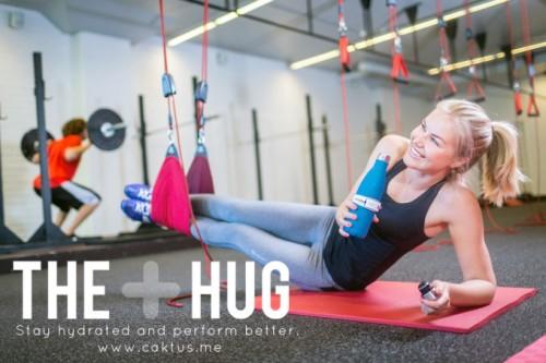 Занятия спортом с The Hug