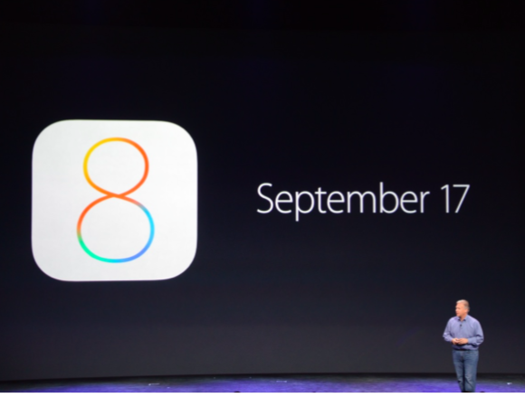 Финальная версия iOS 8 выйдет 17 сентября, GM — доступна для загрузки