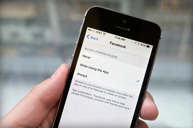 Ваши персональные данные в iOS 8 надежно защищены