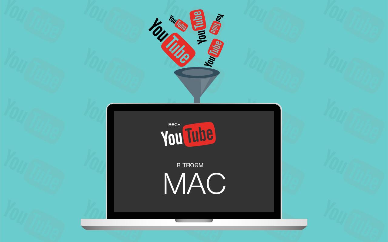 Как скачивать ролики с популярных видеохостингов на Mac: 4K Video Downloader
