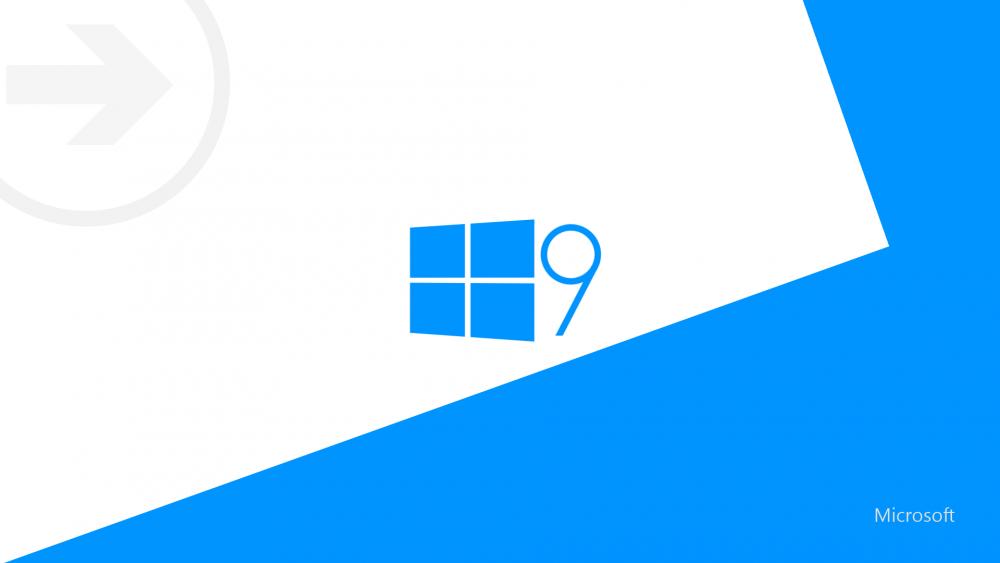 Windows 9: возвращаемся к истокам