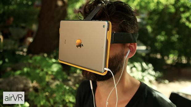 iPad сможет погрузить вас в виртуальную реальность