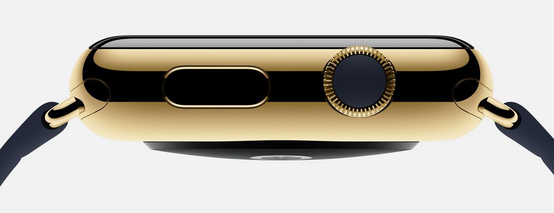 Золотые Apple Watch будут стоить 1200 долларов