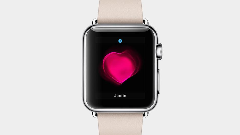 Ваше сердцебиение станет паролем к Apple Watch