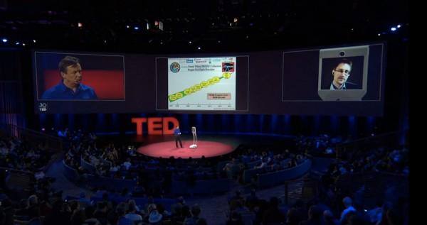 ВИДЕО: Эдвард Сноуден о свободе, безопасности и правах граждан в Интернете
