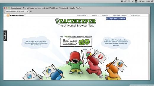 http://peacekeeper.futuremark.com/
