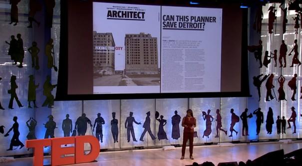 ВИДЕО: Как вернуть жизнь в умирающий город
