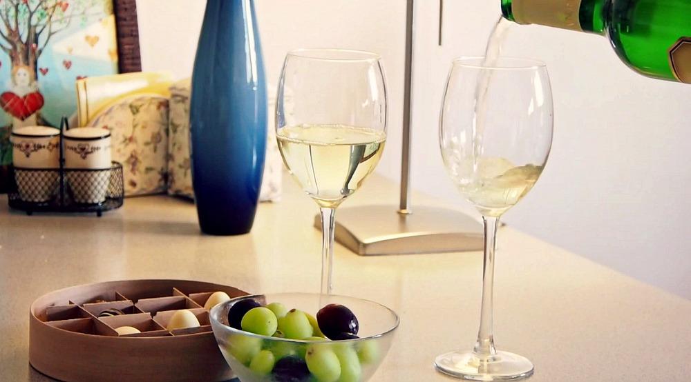 ВИДЕО: Охлаждаем вино без помощи льда