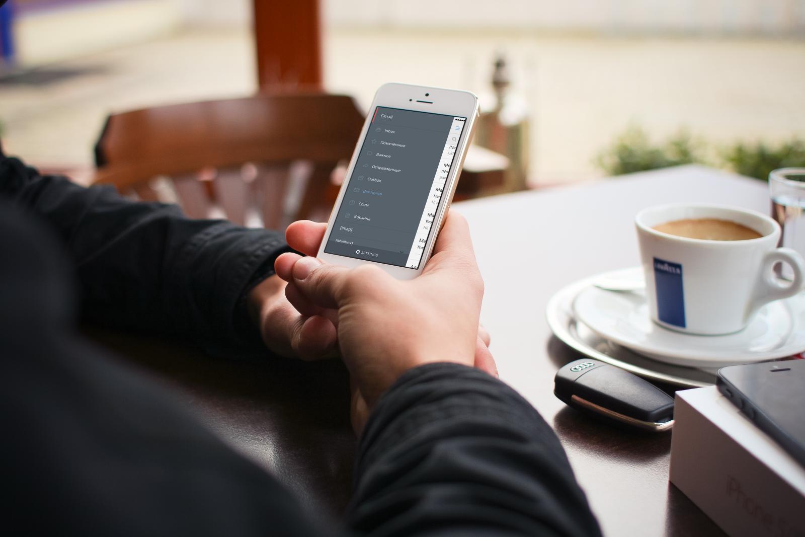 Cloudmagic — один из лучших почтовых клиентов для iOS