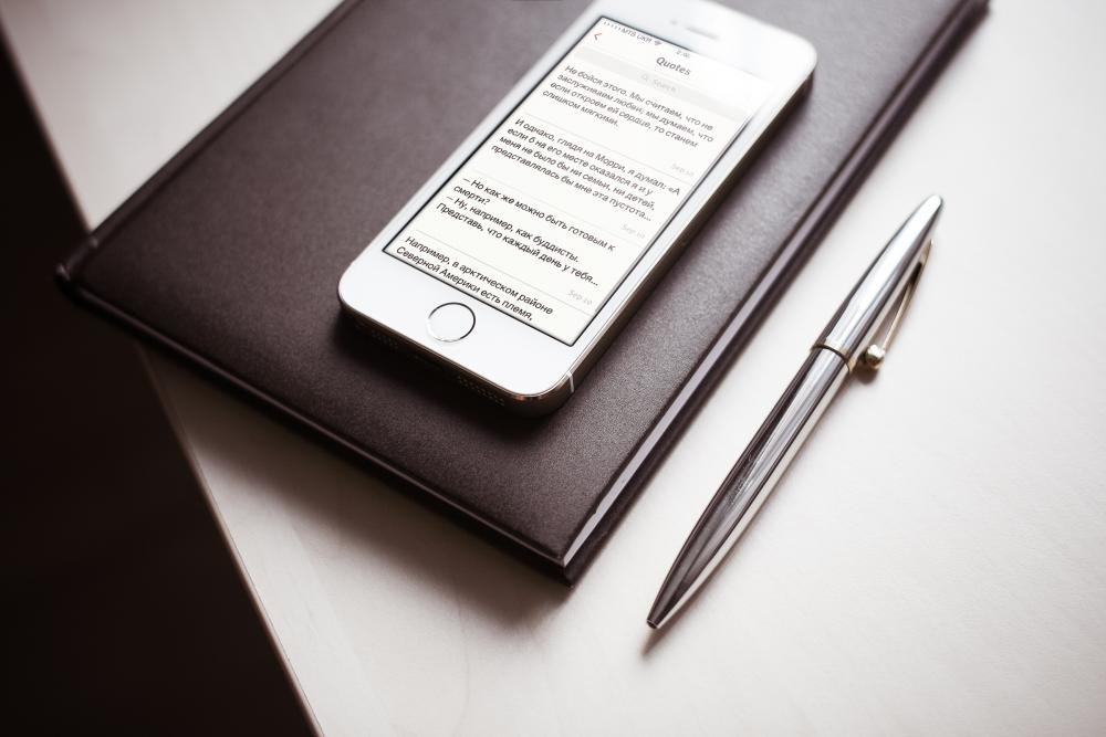 Quotebook для iOS — одно место для всех ваших цитат