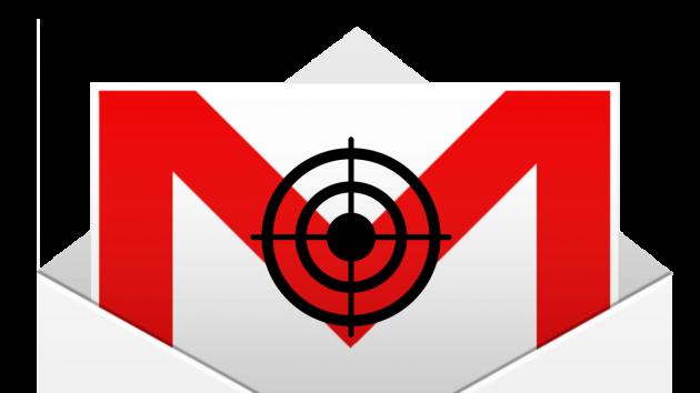 Gmail взломан.
