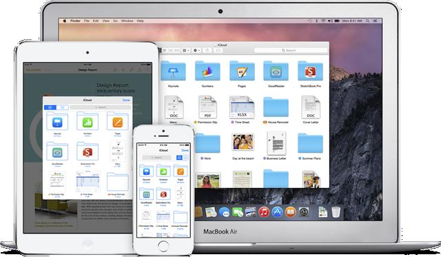 При сбросе настроек в iOS 8 по ошибке удаляются все документы из iCloud Drive