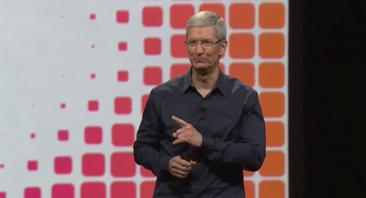 "Тим Кук: ""Мы доведем систему безопасности iCloud до совершенства"""
